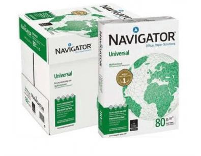 papelería oficinina papel navigator